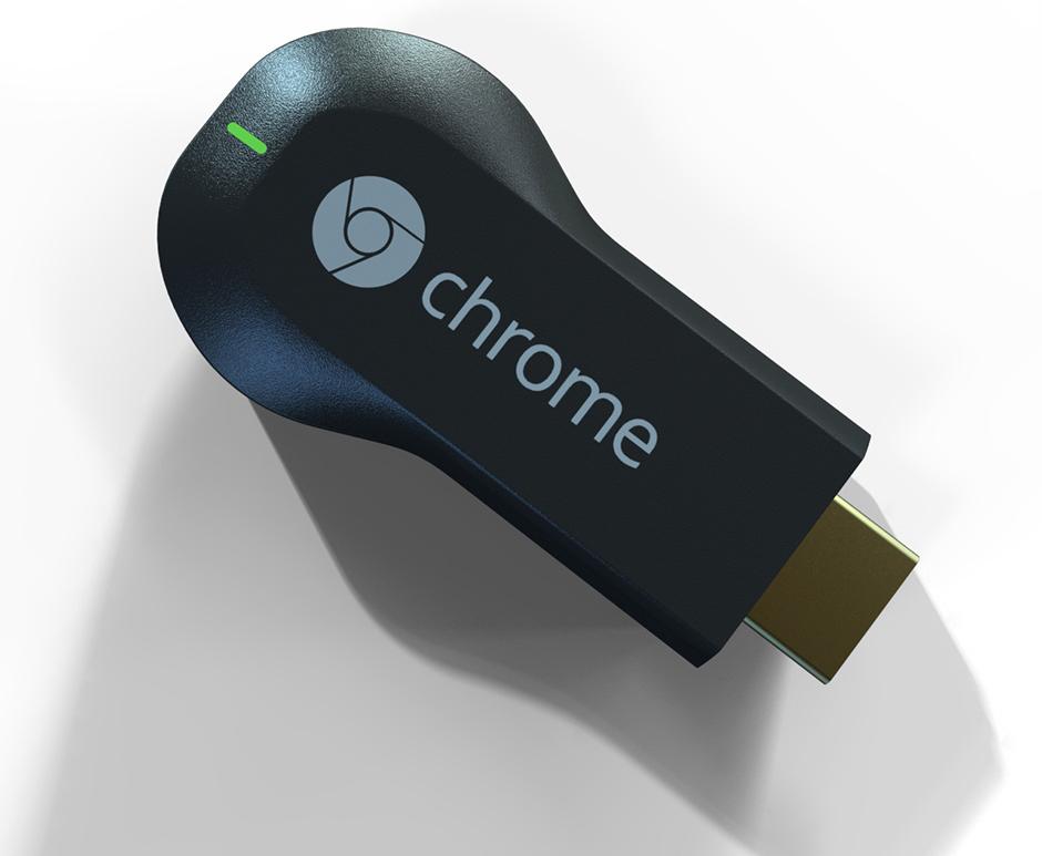 Chromecast-två